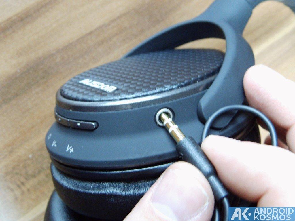 Test / Review: AUSDOM M05 - 40 Euro Bluetooth Kopfhörer 21