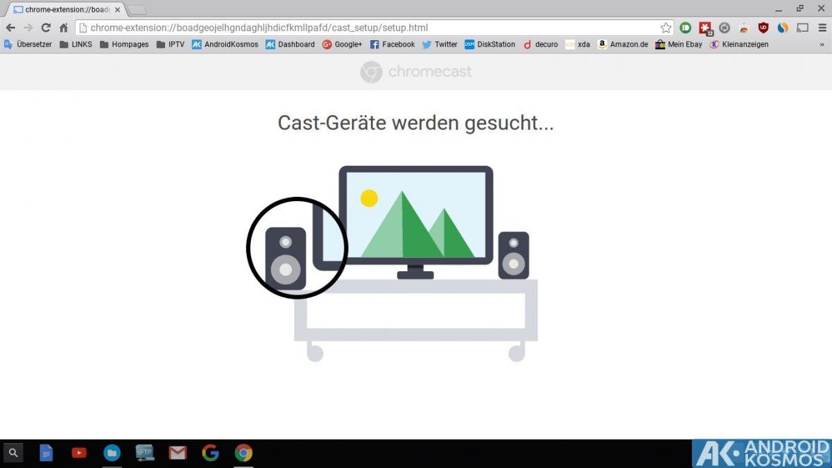 Anleitung/Test: Chromecast Audio macht alte Stereo-Anlagen wieder smart 29