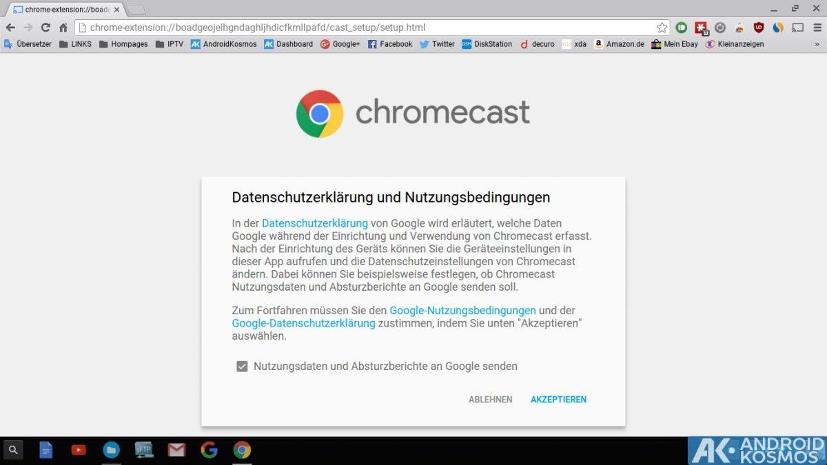 Anleitung/Test: Chromecast Audio macht alte Stereo-Anlagen wieder smart 31