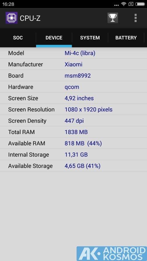 androidkosmos xiaomi mi4c 2015 11 14 16 28 08 com.cpuid .cpu z
