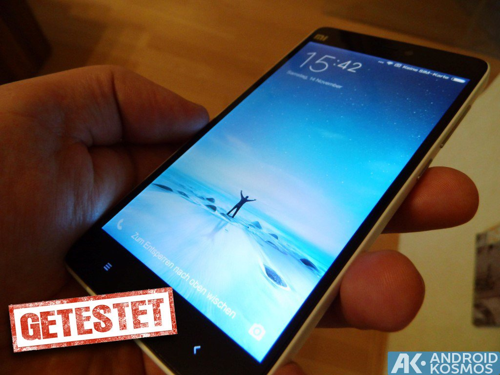 Test / Review: Xiaomi Mi 4c - das günstige Flaggschiff Smartphone mit unboxing Video 5