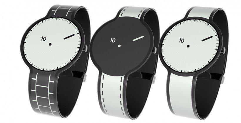 Sony stellt neue FES E-Paper Watch vor 1