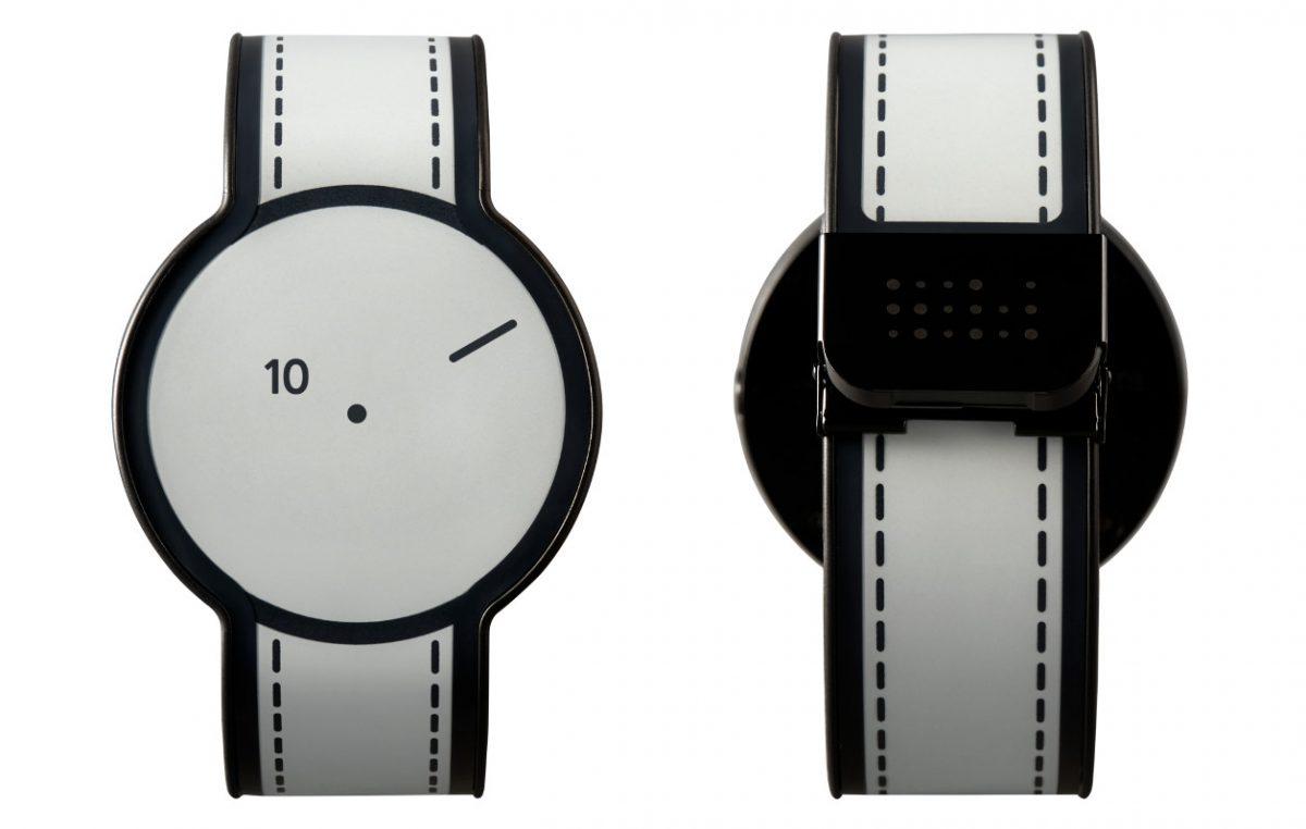 Sony stellt neue FES E-Paper Watch vor 14