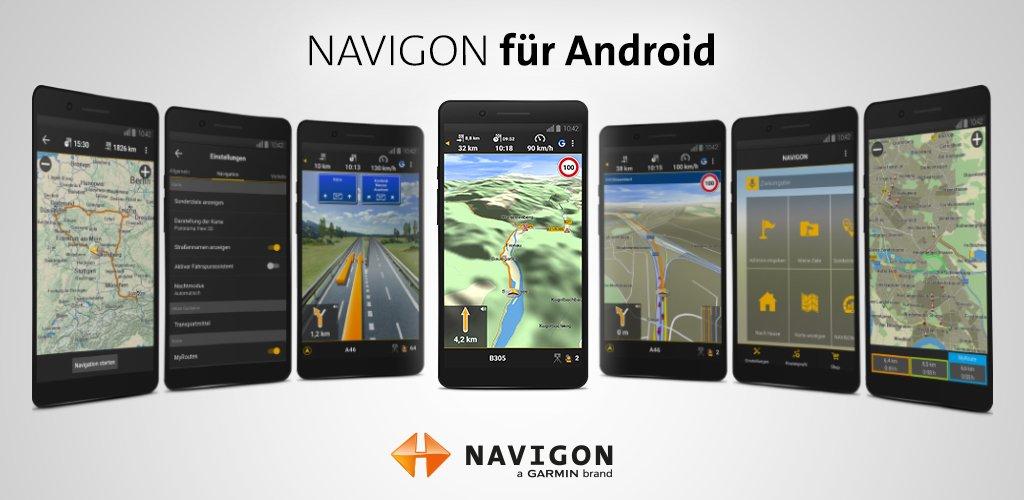 Navigon Europa für Android auf Amazon Underground gratis | AndroidKosmos image 2