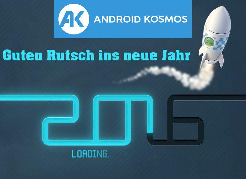 AndroidKosmos - der ganz persönliche Jahresrückblick 2015 3