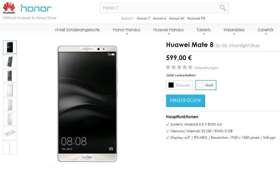Huawei_mate_8_preis