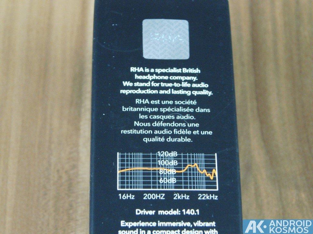 RHA S500 Test: kompakte In-Ear Kopfhörer aus Aluminium 6