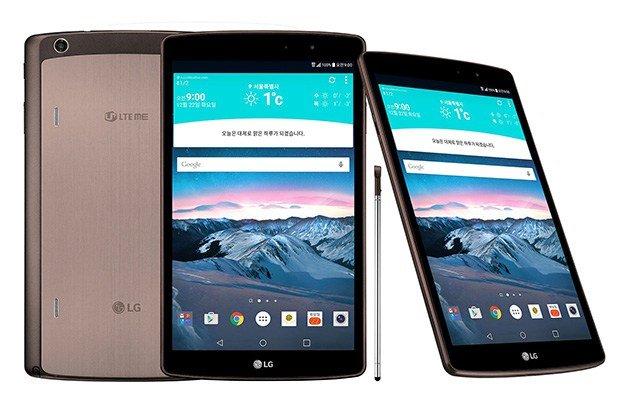 LG G Pad II Android Tablet mit LTE und Stylus offiziell vorgestellt 1