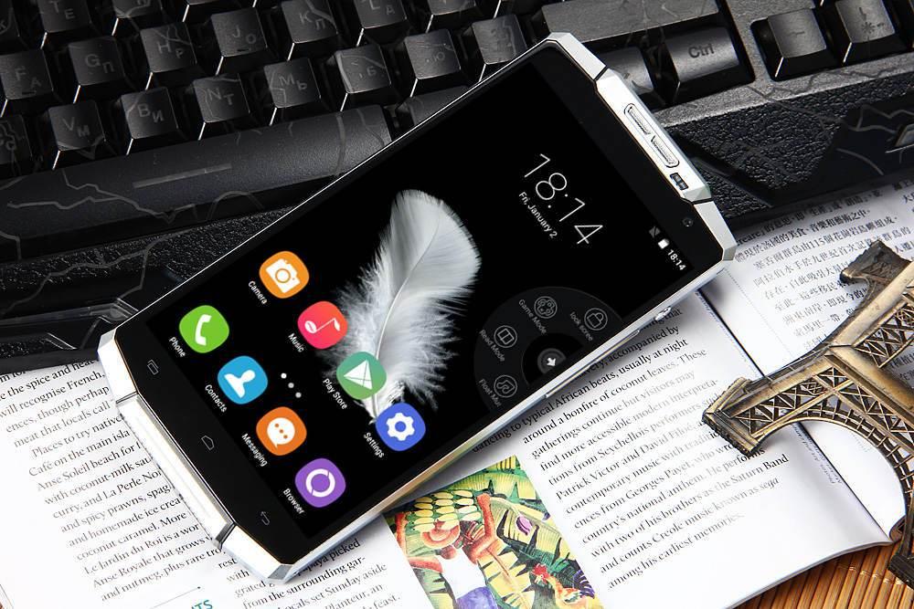 Oukitel K10000: Smartphone mit Monster-Akku von 10.000mAh 1
