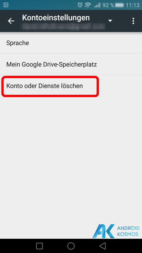 Android 5.1 / 6.0 / 7.0 / 8.0 Smartphone ist nach Werkseinstellung von Google gesperrt 4