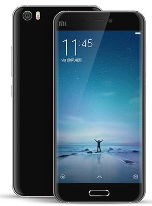 Xiaomi-Mi5-Schwarz