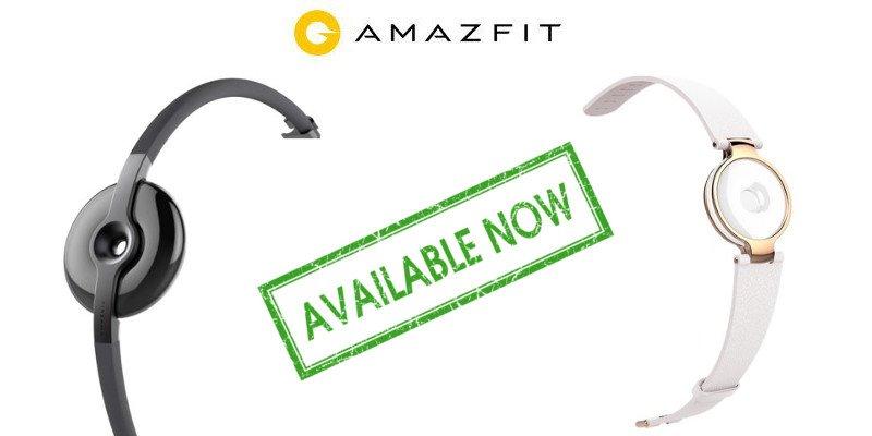 AndroidKosmos | Xiaomi AmazFit weiß und schwarz verfügbar und Mi Band 1s im Flash-Sale 12
