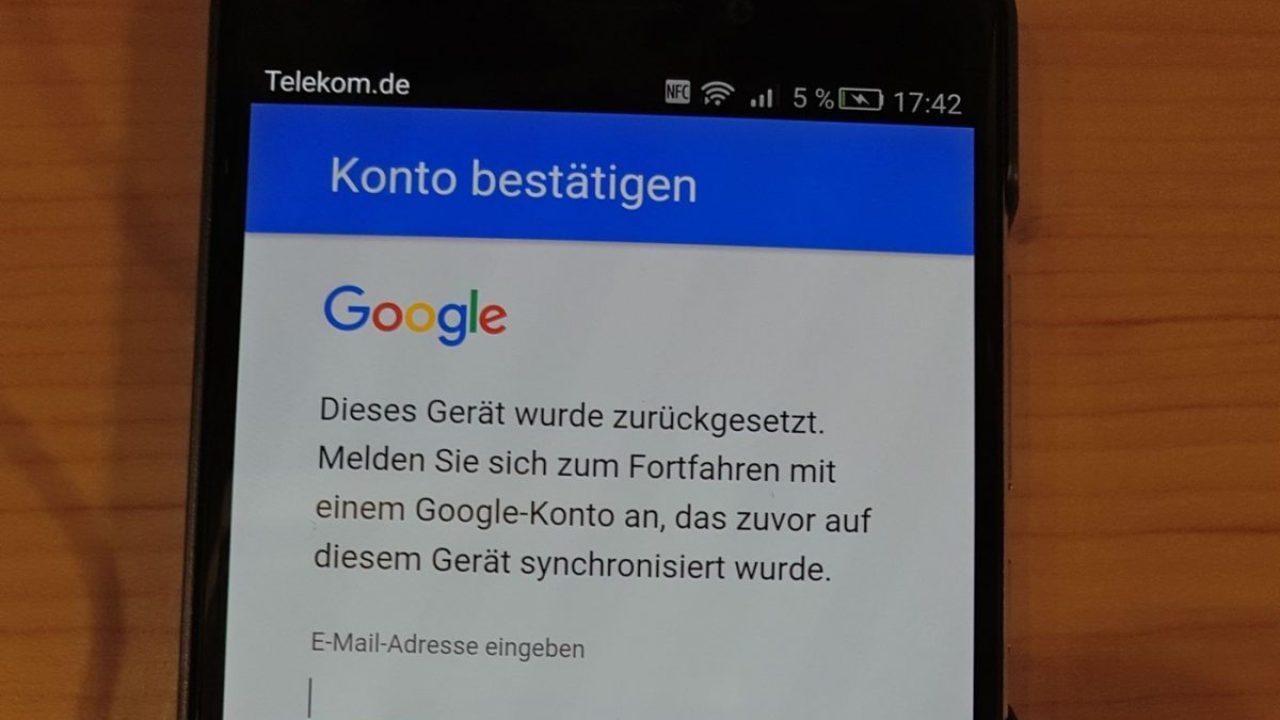 Konto bestätigen umgehen google Google bestätigung