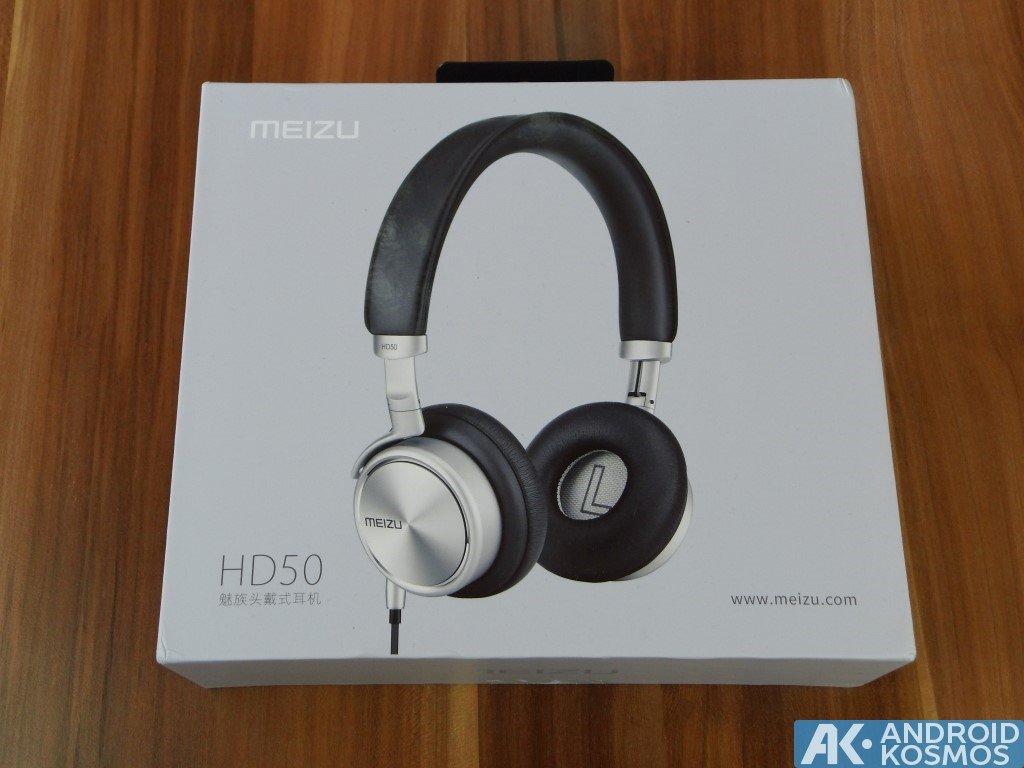 Meizu HD50 Test: edle und günstige On-Ear Kopfhörer 3