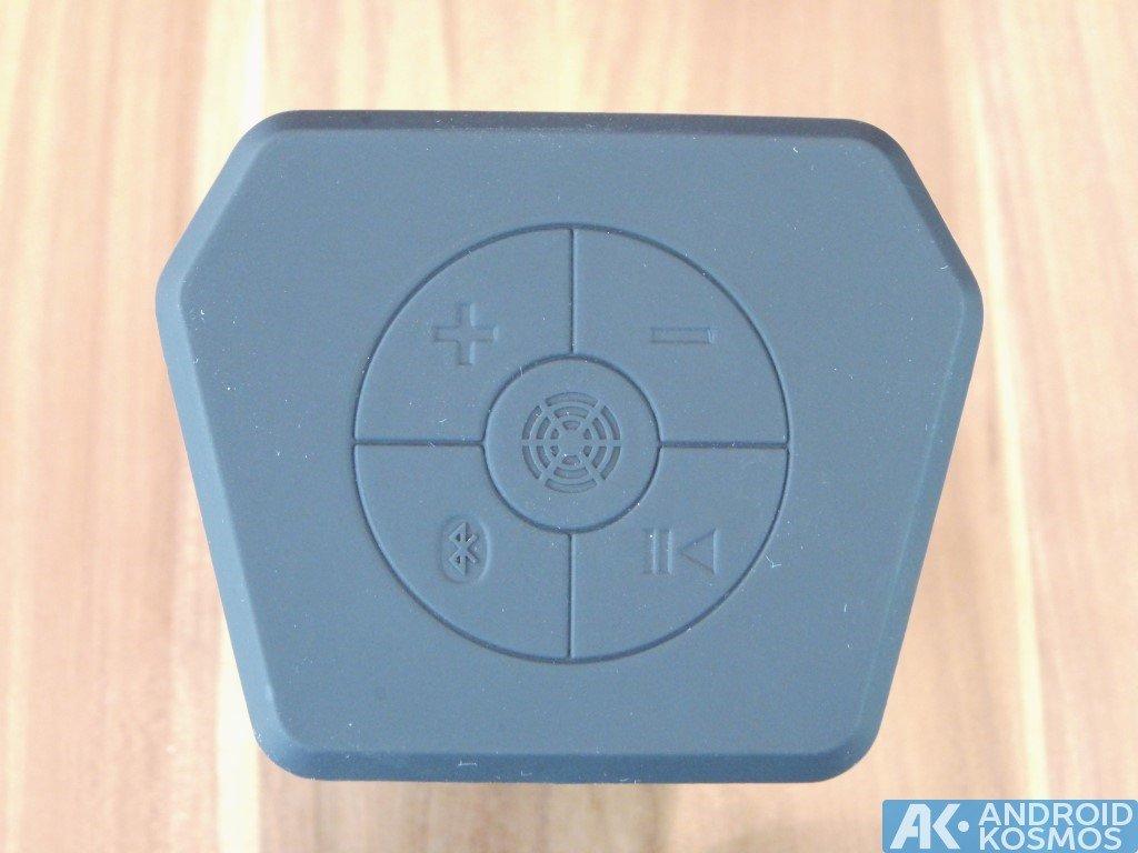 Teufel Rockster XS Test: extrem robuster Bluetooth Lautsprecher 6