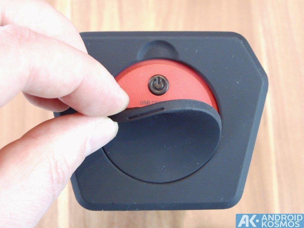 Teufel Rockster XS Test: extrem robuster Bluetooth Lautsprecher 1