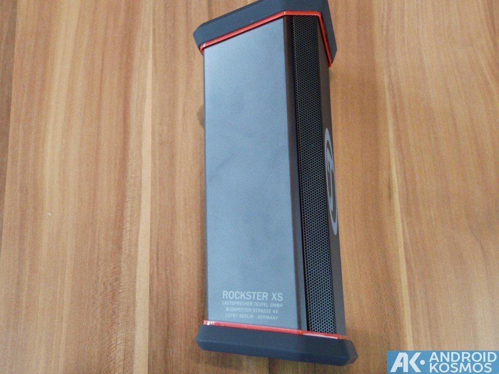 Teufel Rockster XS Test: extrem robuster Bluetooth Lautsprecher 24