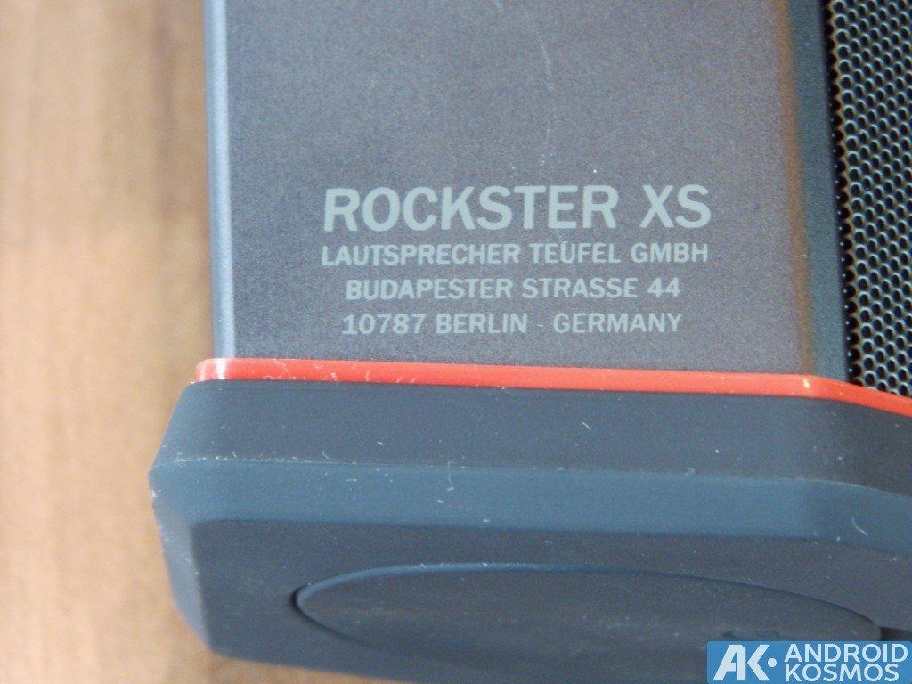 Teufel Rockster XS Test: extrem robuster Bluetooth Lautsprecher 25