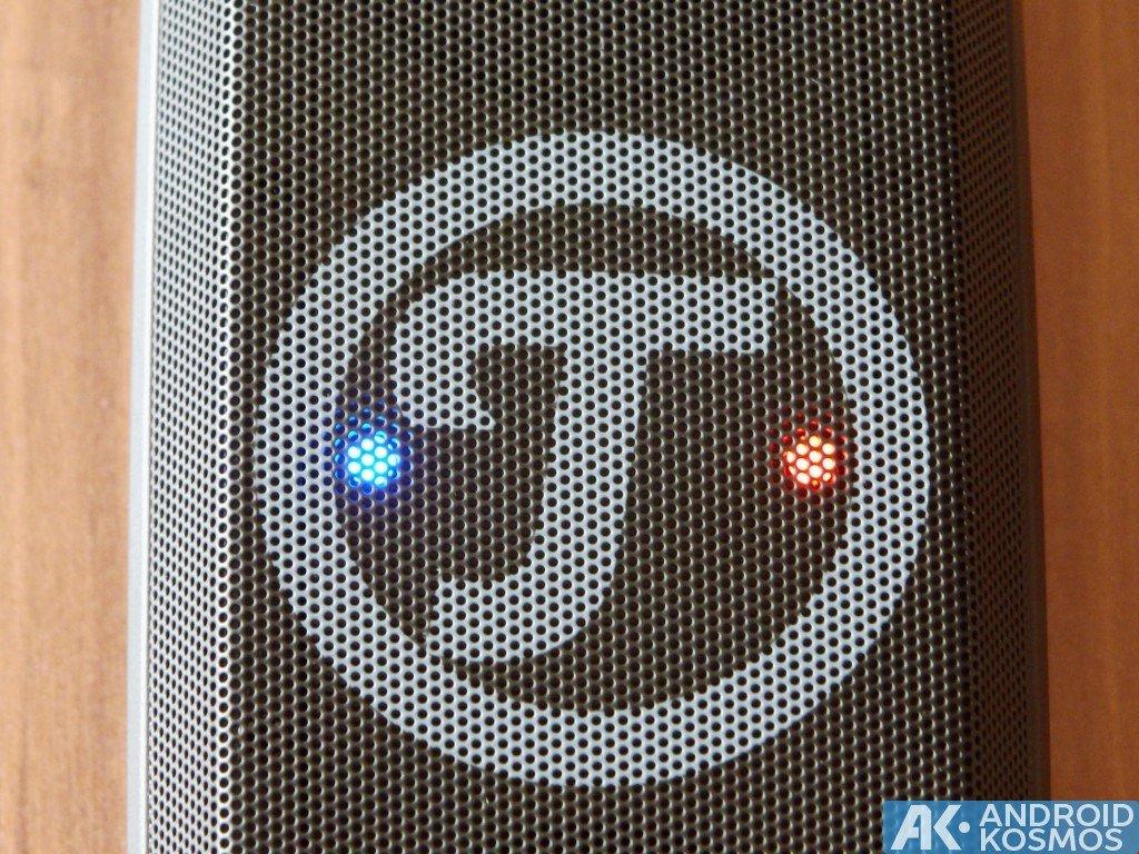 Teufel Rockster XS Test: extrem robuster Bluetooth Lautsprecher 4