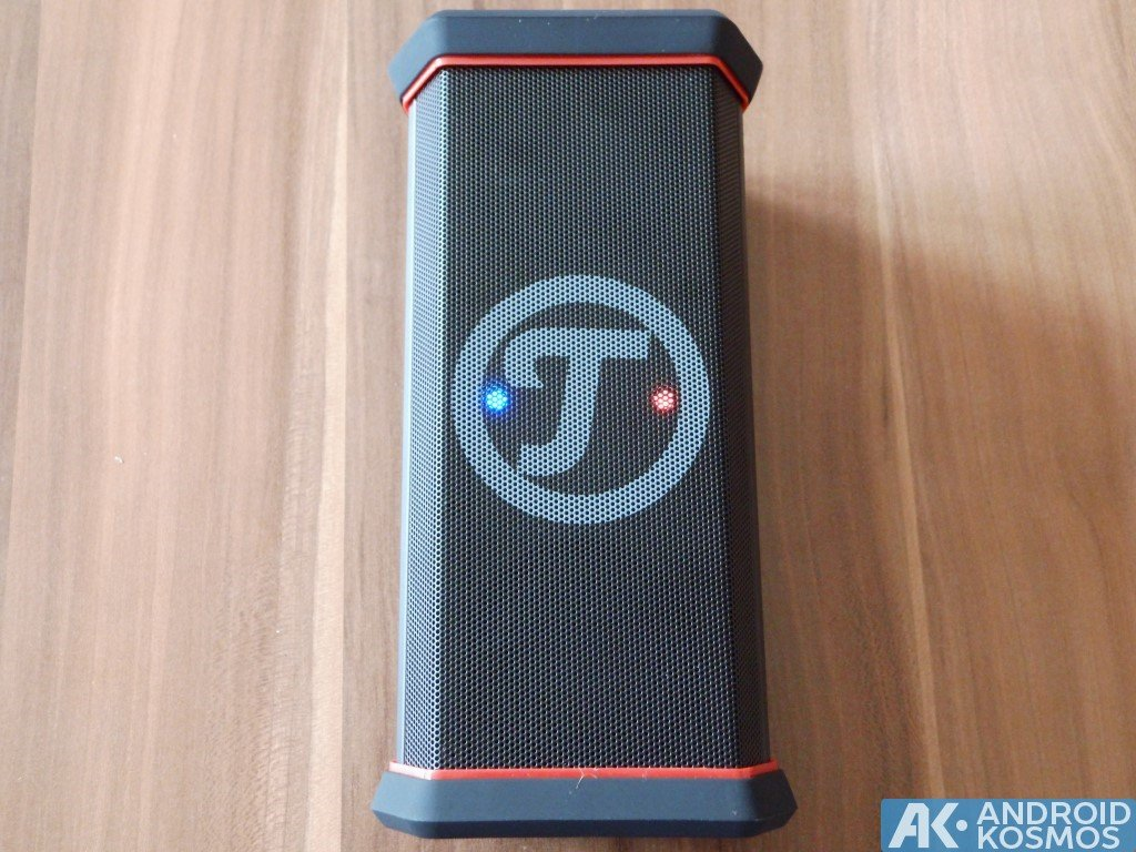 Teufel Rockster XS Test: extrem robuster Bluetooth Lautsprecher 5