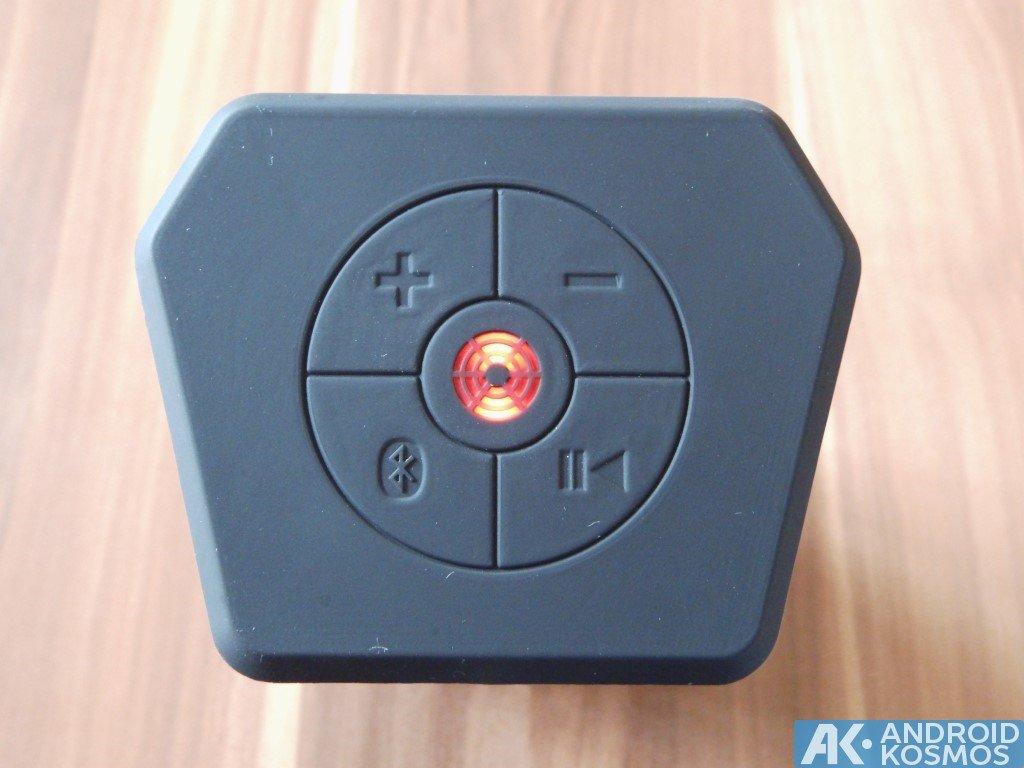 Teufel Rockster XS Test: extrem robuster Bluetooth Lautsprecher 7