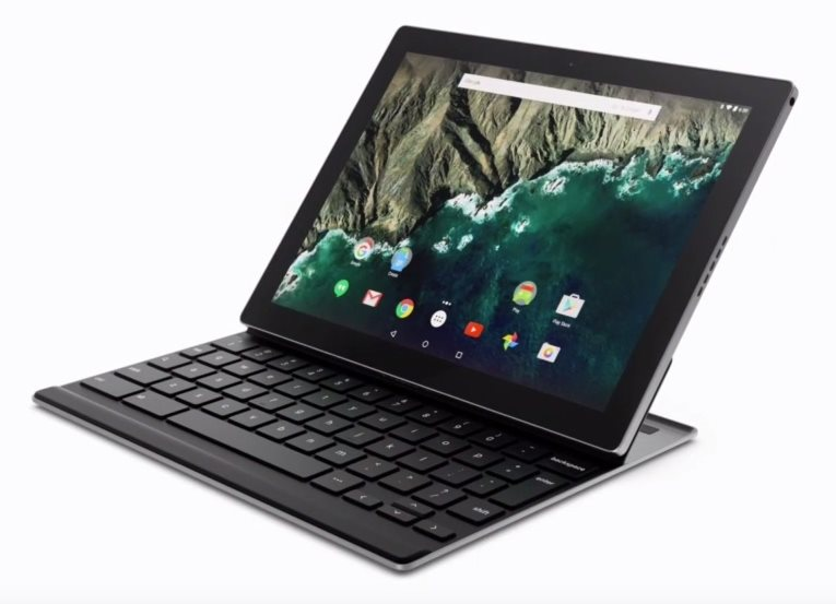 Google's neues Pixel C Android Tablet ist ab sofort im deutschen Store erhältlich