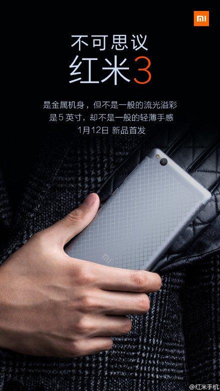 Xiaomi Redmi 3: 16GB oder 64GB mit Metallgehäuse ab 100€ vorgestellt 22