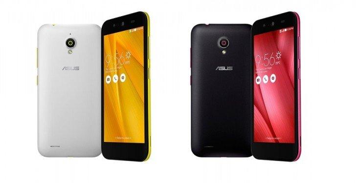 ASUS Live (G500TG) - eine neues Mittelklasse Smartphone in Brasilien vorgestellt 1