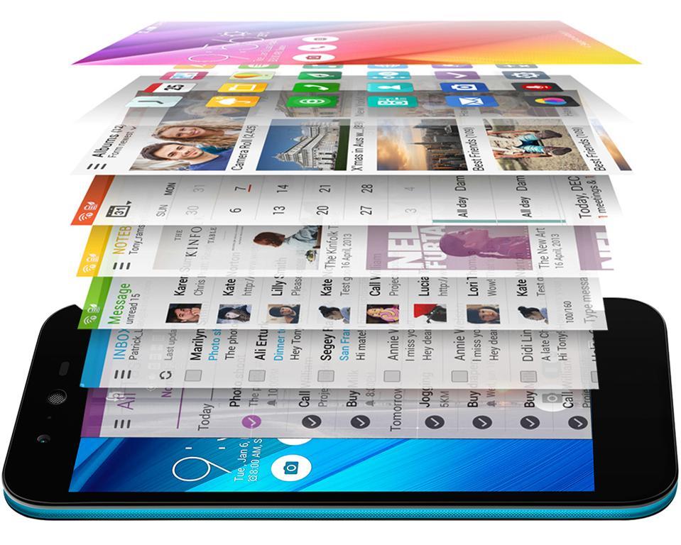 ASUS Live (G500TG) - eine neues Mittelklasse Smartphone in Brasilien vorgestellt 5