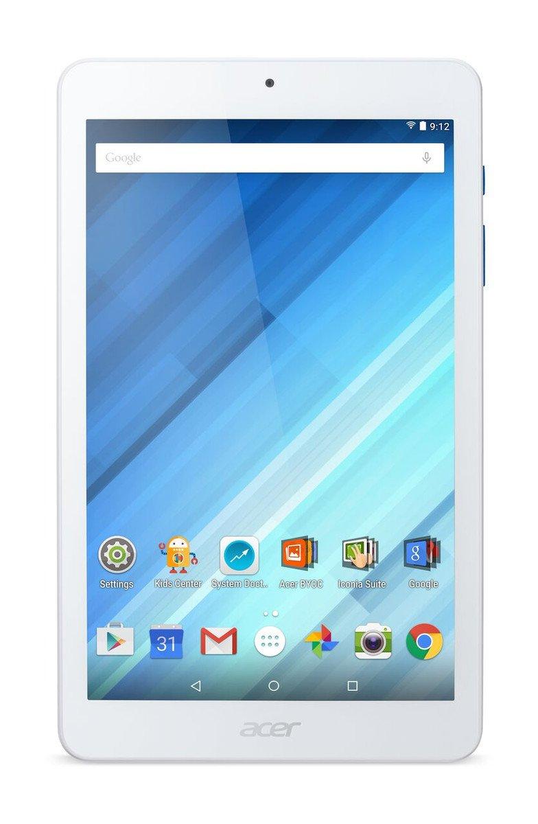 CES 2016: Acer stellt das Iconia One 8 (B1-850) ein Android Tablet für Familien vor 3