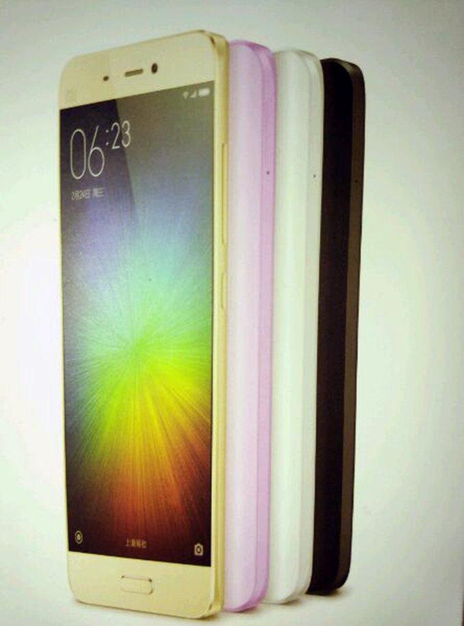 Xiaomi Mi5: Erstes Fotos, Infos und technische Daten aufgetaucht 1