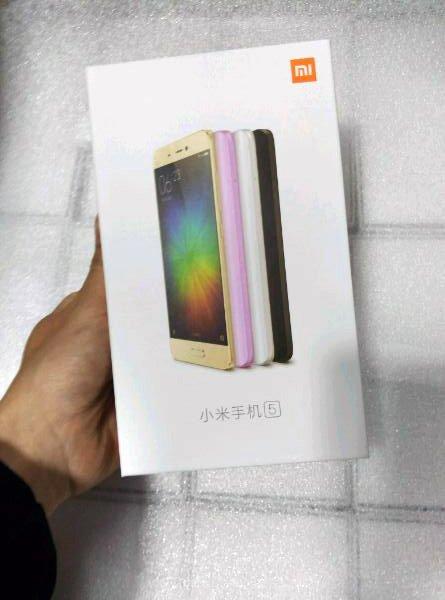 Xiaomi Mi5: Erstes Fotos, Infos und technische Daten aufgetaucht 2