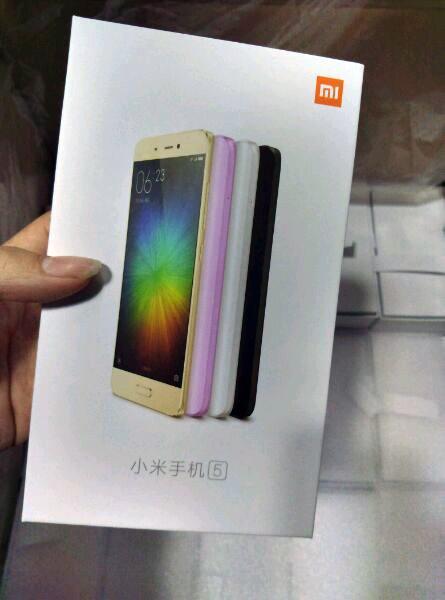Xiaomi Mi5: Erstes Fotos, Infos und technische Daten aufgetaucht 3