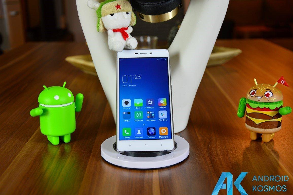 Test / Review: Xiaomi Redmi 3 das Akkulangläufer Smartphone mit Unboxing und Vergleichs-Video 2
