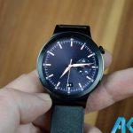 "Test / Review: Huawei Watch Smartwatch - ""Timeless design, Smart within."" 48"