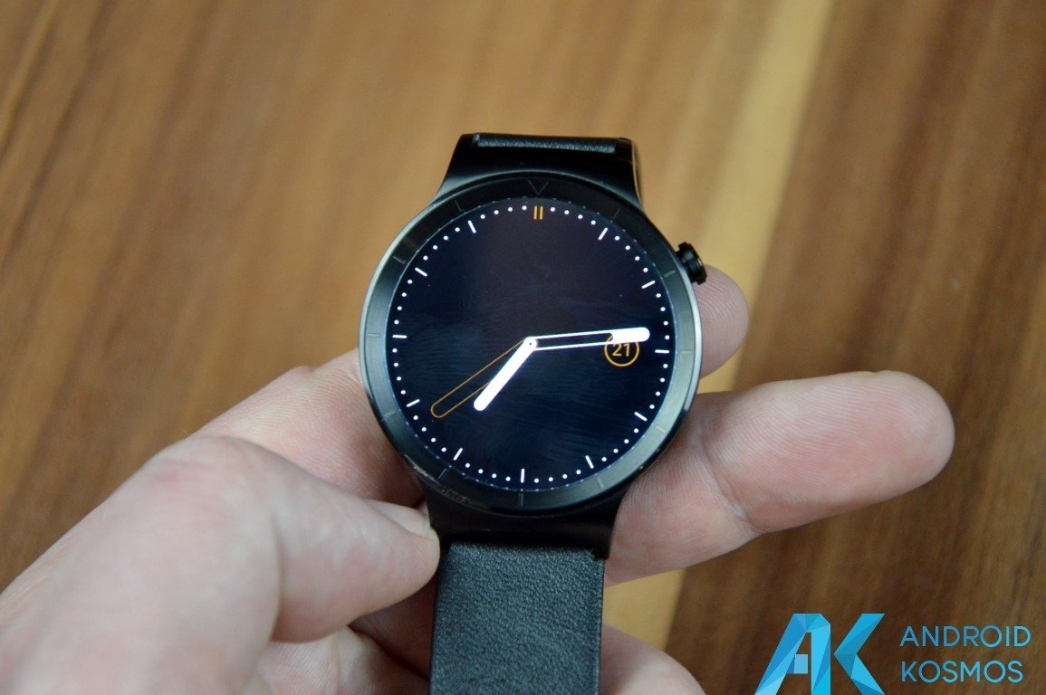 "Test / Review: Huawei Watch Smartwatch - ""Timeless design, Smart within."" 36"