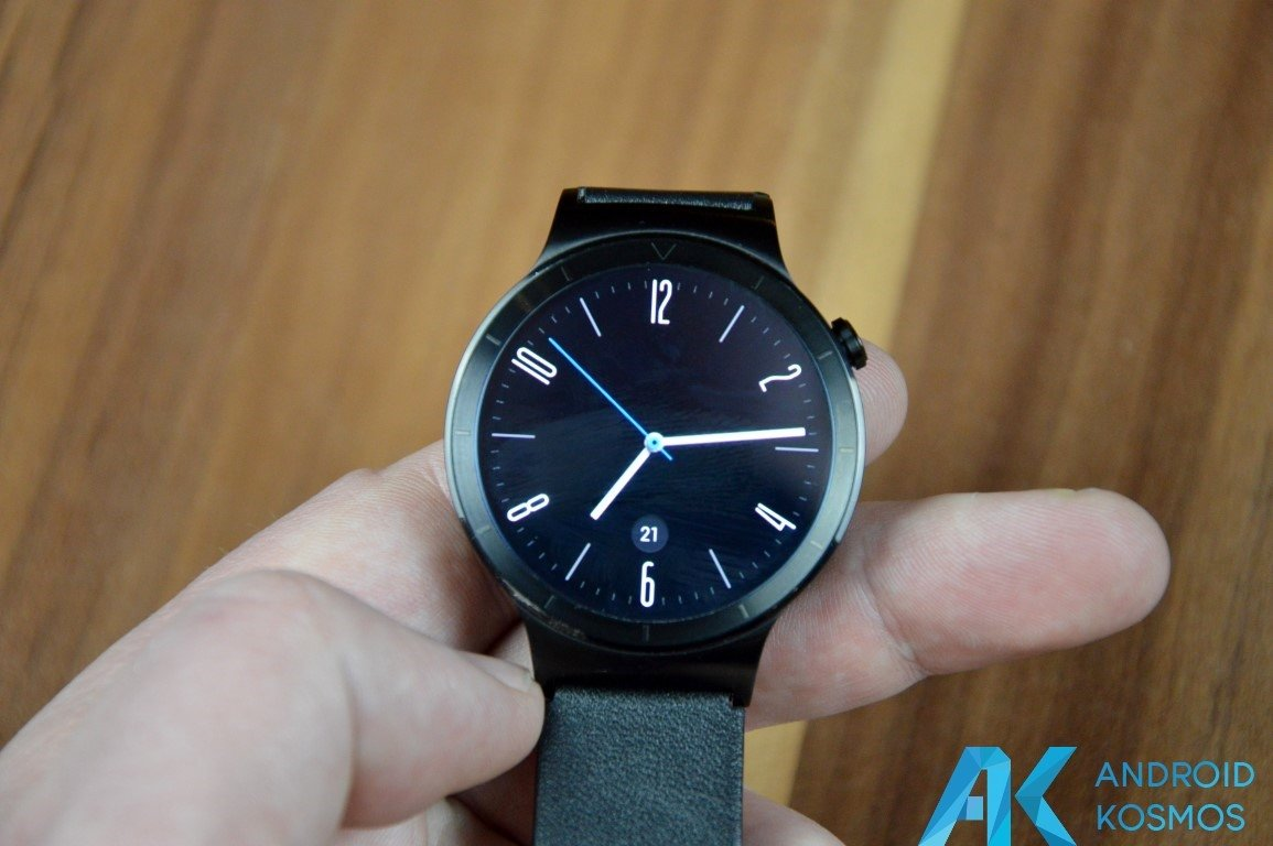 "Test / Review: Huawei Watch Smartwatch - ""Timeless design, Smart within."" 37"