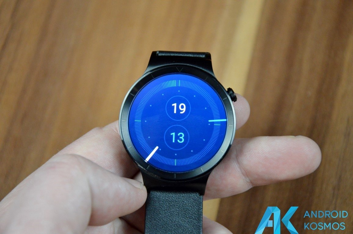 "Test / Review: Huawei Watch Smartwatch - ""Timeless design, Smart within."" 38"