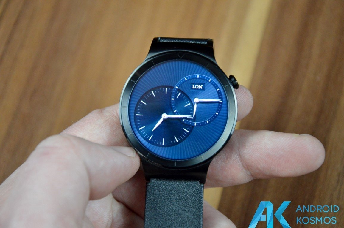 "Test / Review: Huawei Watch Smartwatch - ""Timeless design, Smart within."" 41"