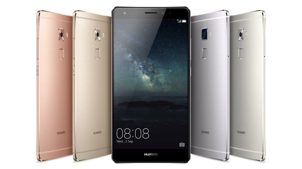 Huawei startet für das Mate S kostenlosen Premium Austauschservice in Deutschland