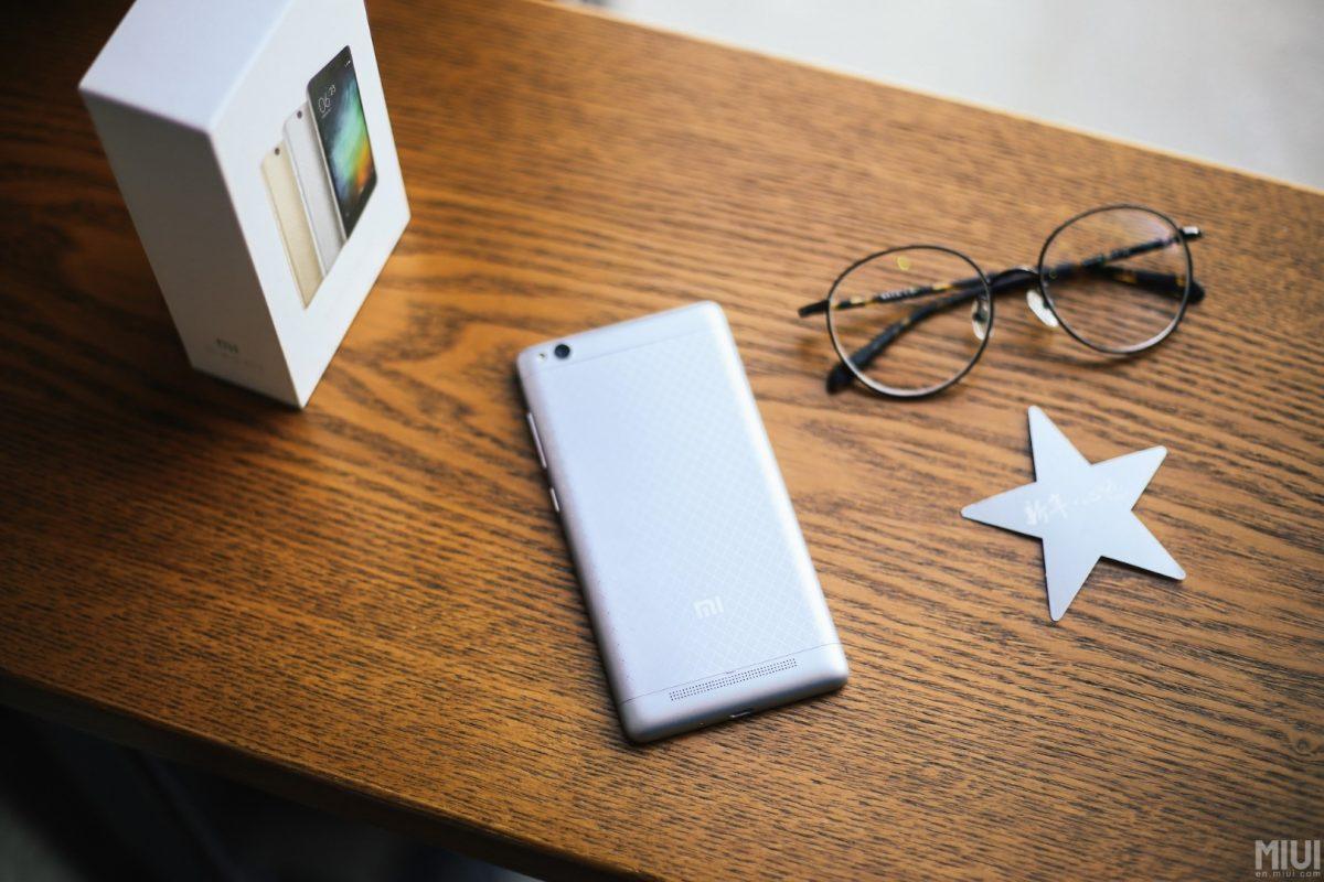 Xiaomi Redmi 3: 16GB oder 64GB mit Metallgehäuse ab 100€ vorgestellt 16