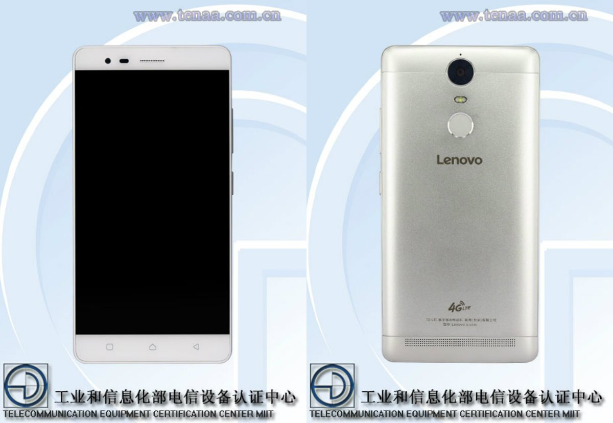 Lenovo K5 Note mit Helio P10 in der TEENA gesichtet 1