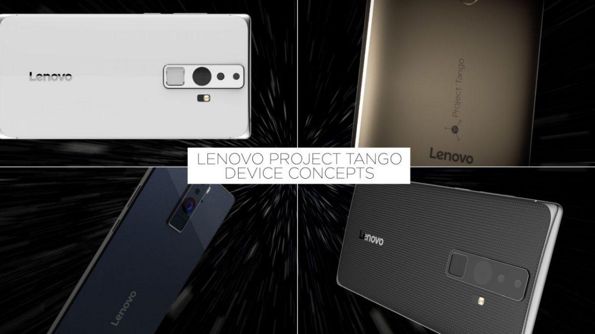Lenovo fertigt Augmented Reality Smartphones für Google