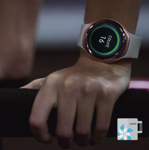 Fotos von einem neuen Fitnesstrackers SM-R150 von Samsung aufgetaucht 3