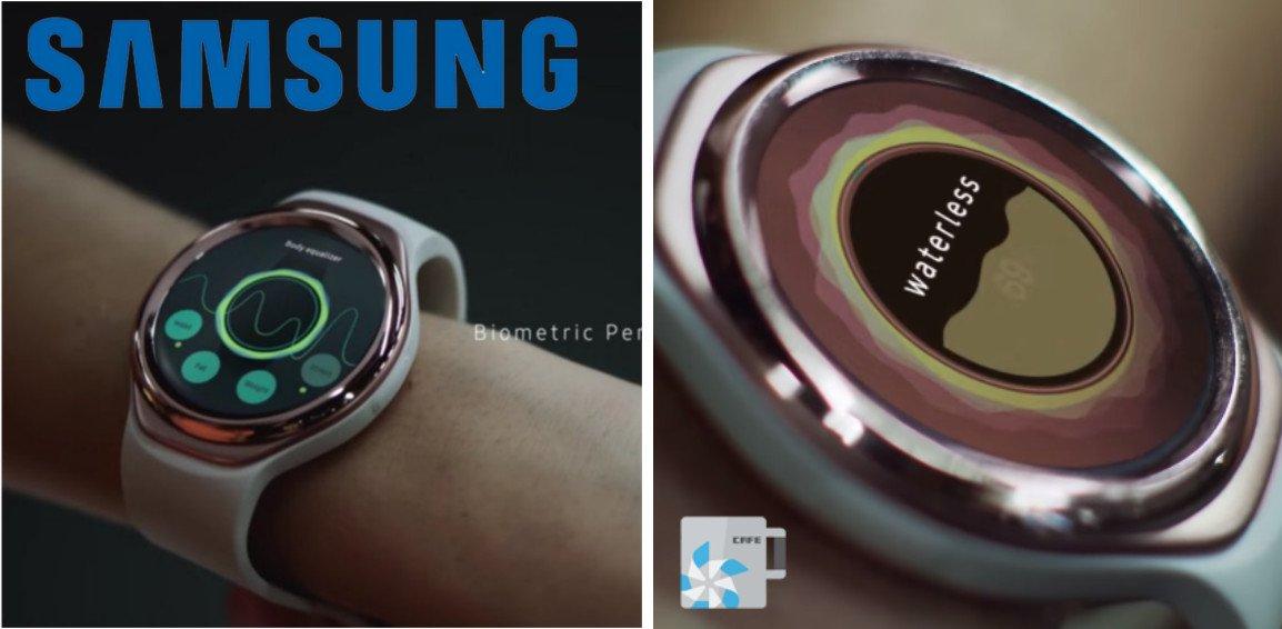 Fotos von einem neuen Fitnesstrackers SM-R150 von Samsung aufgetaucht 1