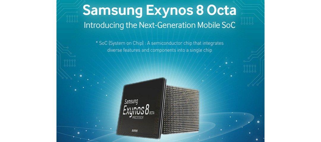 Informationen zum neuen Exynos 8 Octa 8890 Prozessor von Samsung 7