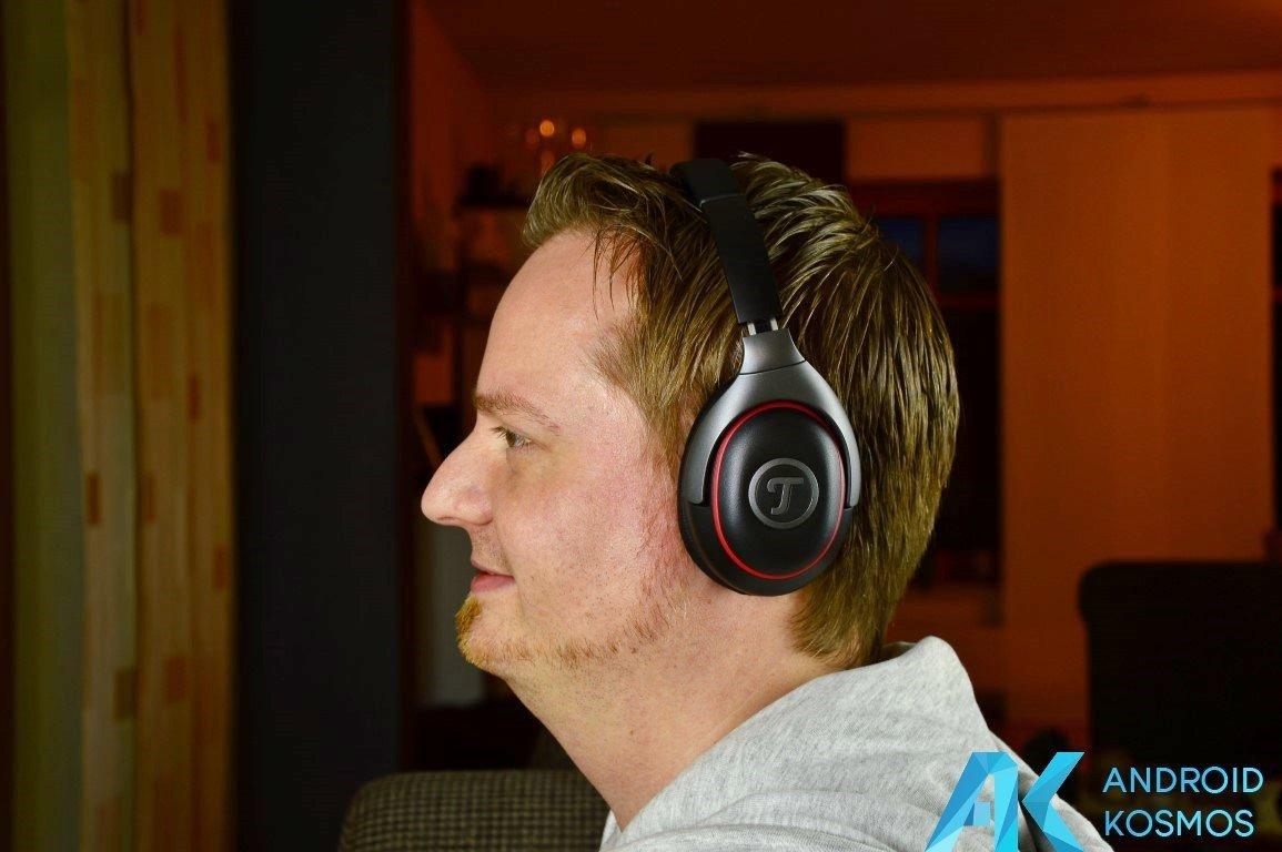 Teufel MUTE Test: Over-Ear Kopfhörer mit aktiver Geräuschunterdrückung 30