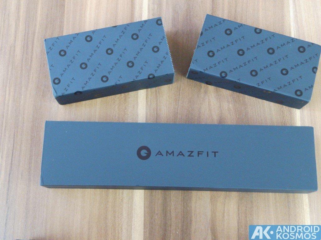 Test / Review: Xiaomi AmazFit - Fitnesstracker im roségoldfarbenen Armband 6