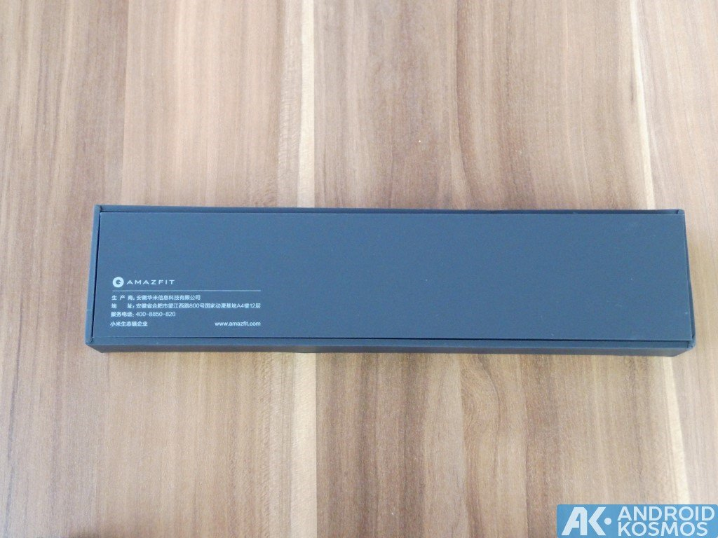 Test / Review: Xiaomi AmazFit - Fitnesstracker im roségoldfarbenen Armband 9