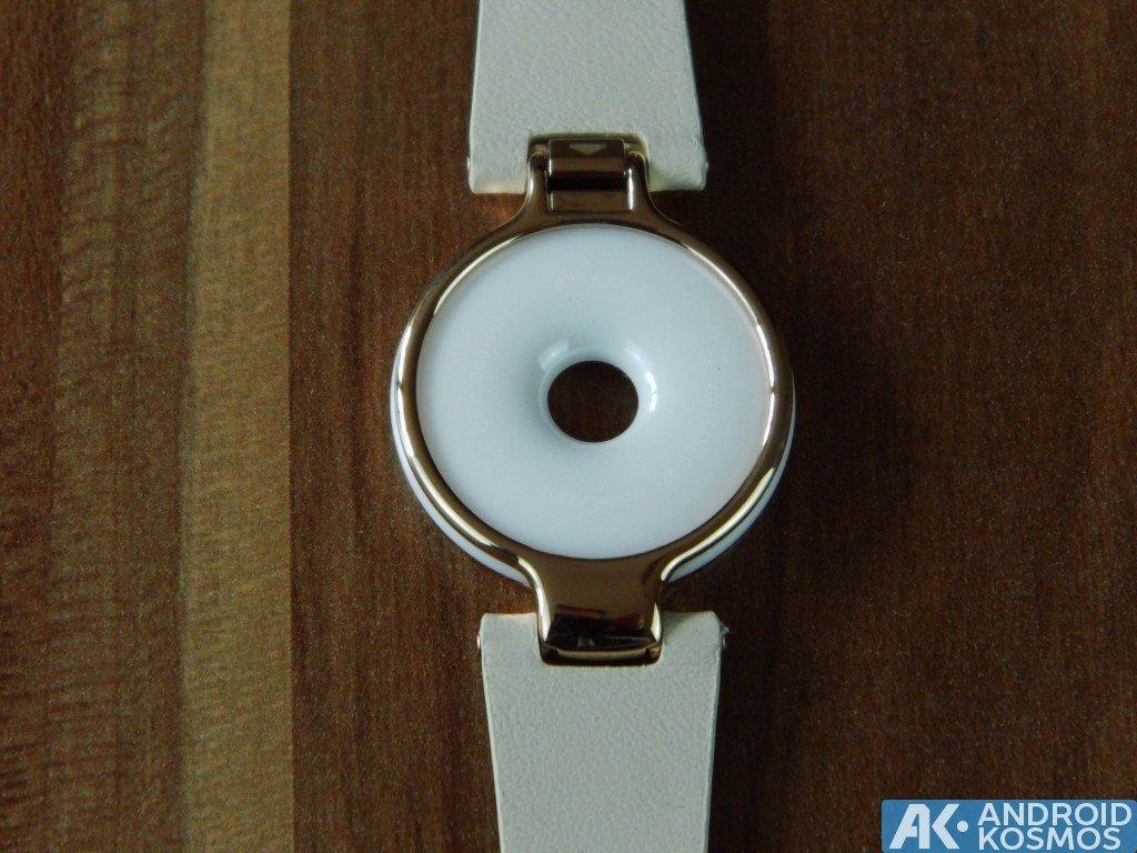 Test / Review: Xiaomi AmazFit - Fitnesstracker im roségoldfarbenen Armband 21